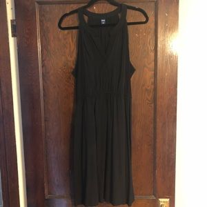 Old Navy Women's Black Large Dress